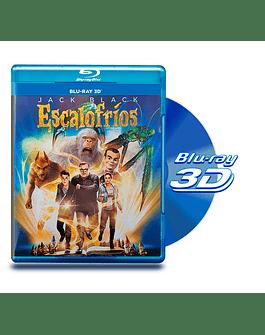 Blu Ray 3D Escalofrios