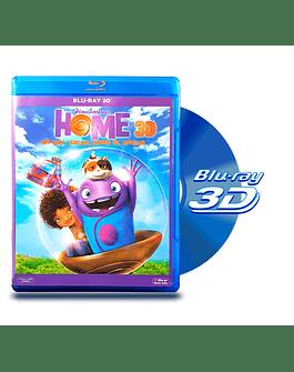 Blu Ray 3D Home: No hay lugar como el Hogar