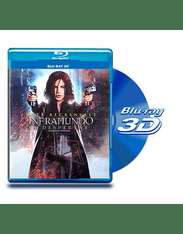 Blu Ray 3D Inframundo El Despertar
