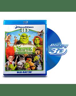 Blu Ray 3D Shrek Forever After