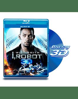 Blu Ray 3D Yo, Robot