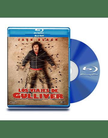 Blu Ray Los Viajes de Gulliver