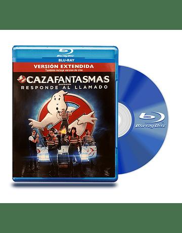 Blu Ray Cazafantasmas 2016