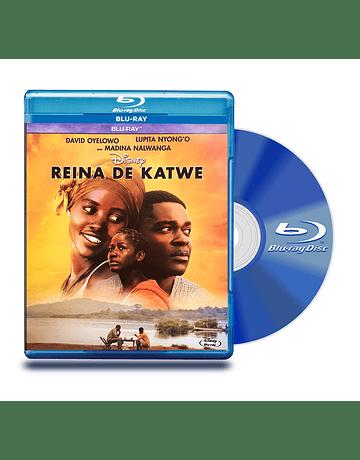 Blu Ray La Reina de Katwe