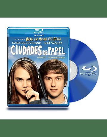 Blu Ray Ciudades De Papel