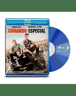 Blu Ray Comando Especial
