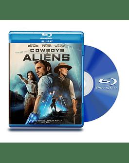 Blu Ray Cowboys & Aliens
