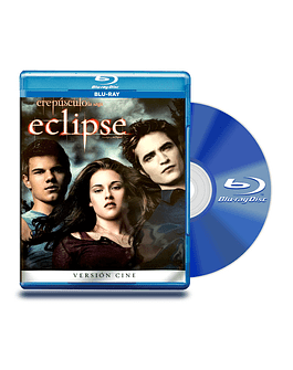 Blu Ray Crepusculo: Eclipse
