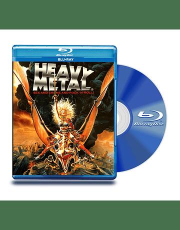 Blu Ray Heavy Metal