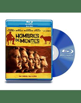 Blu Ray Hombres De Mentes