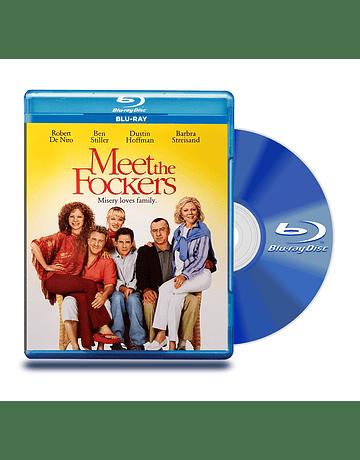 Blu Ray Los Fockers : La Familia de mi Novio
