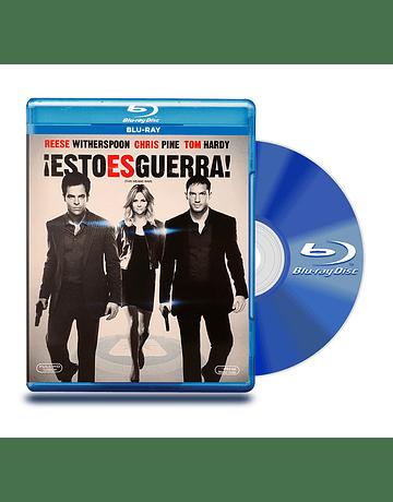 Blu Ray Esto Es Guerra!