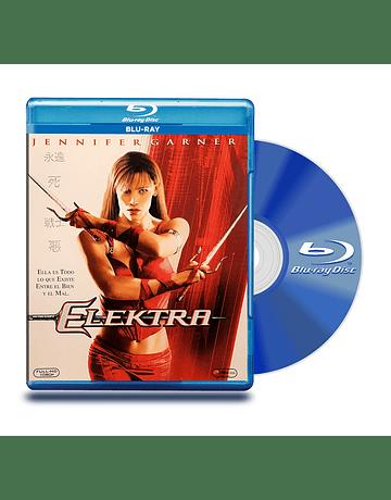 Blu Ray Elektra
