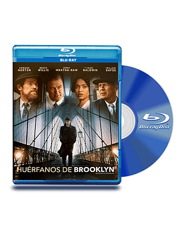 Blu Ray Huerfanos De Brooklyn