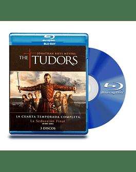Blu Ray Tudors: Temp.4