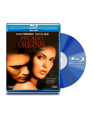 Blu Ray Pecado Original