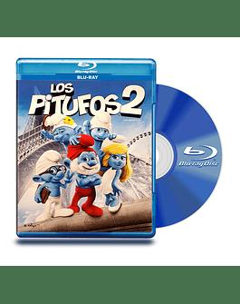 Blu Ray Los Pitufos 2
