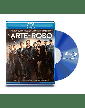 Blu Ray El Arte del Robo
