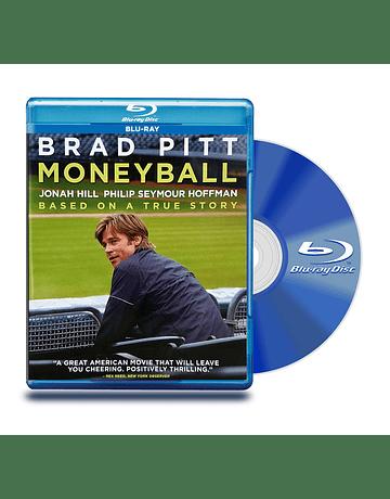 Blu Ray El juego de la Fortuna - Moneyball