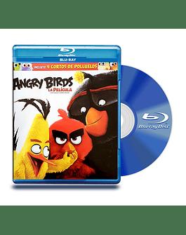 Blu Ray Angry Birds: La Película