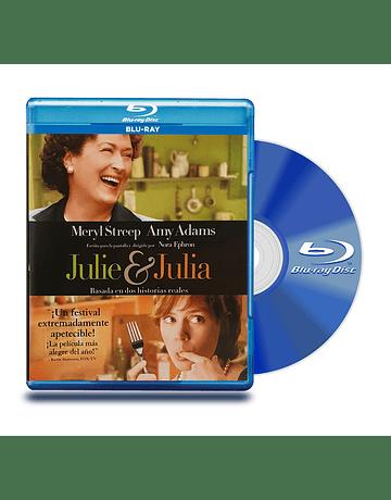 Blu Ray Julie y Julia