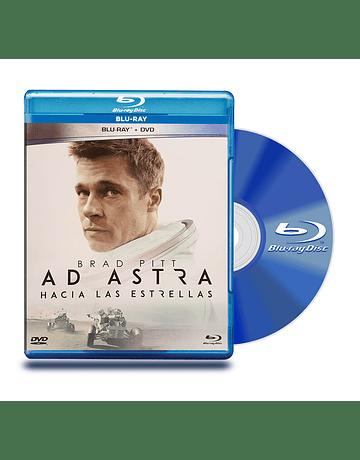Blu Ray AD Astra hacia las estrellas BD+DVD