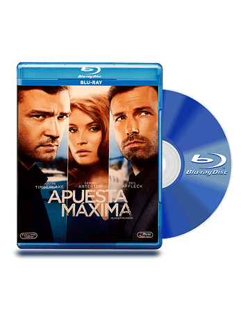 Blu Ray Apuesta Maxima