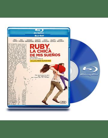 Blu Ray Ruby La Chica de mis Sueños