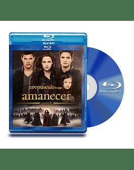 Blu Ray Crepusculo: Amanecer Parte 2