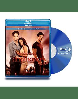 Blu Ray Crepusculo: Amanecer Parte 1
