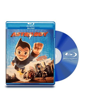 Blu Ray Astro Boy