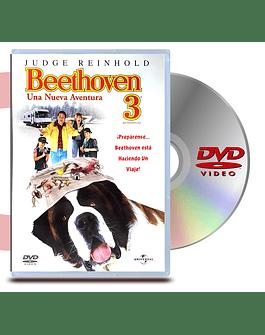 DVD Beethoven 3: Una Nueva Aventura