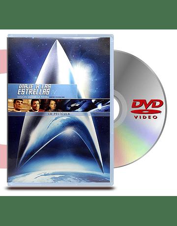 DVD Star Trek 4 Misión: salvar la Tierra - Viaje a las Estrellas 4