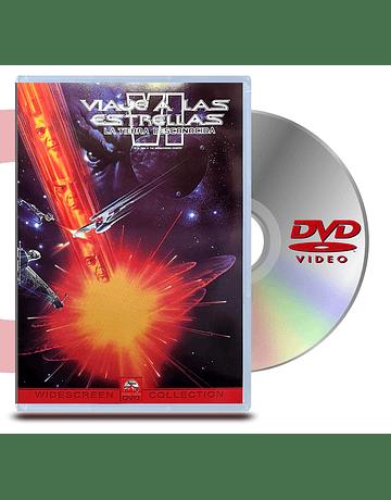 DVD Star Trek 6 La Tierra Desconocida - Viaje a las Estrellas 6