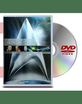 DVD Star Trek 7 Generación - Viaje a las Estrella 7