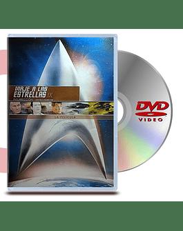 DVD Star Trek 9 Insurrección - Viaje a las Estrellas 9