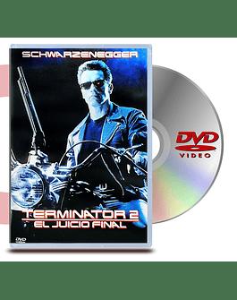 DVD Terminator 2 El juicio final