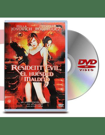DVD Resident Evil 1