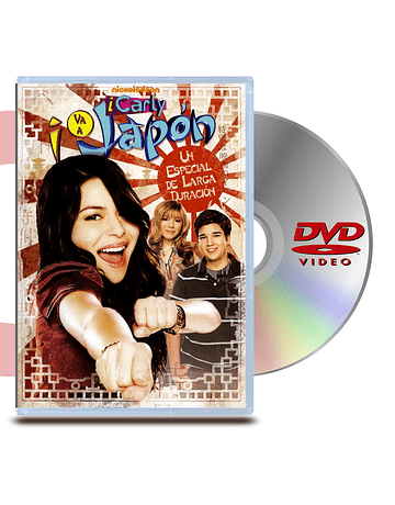 PACK DVD Icarly Selección de capitulos
