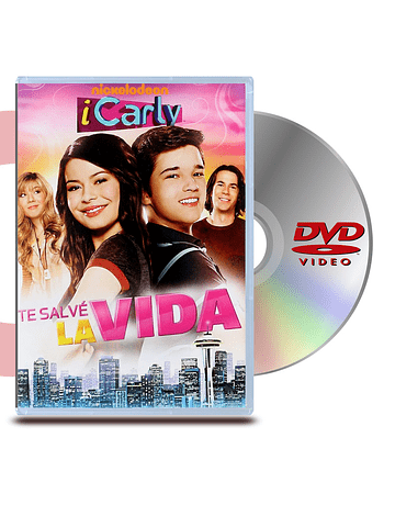 DVD ICarly Te Salve La Vida Seleccion capitulos
