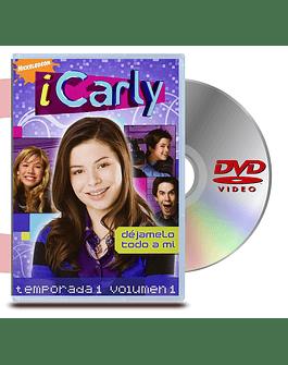 DVD ICarly Temporada 1 Volumen 1