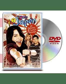 DVD ICarly Va A Japón