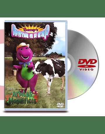 DVD Barney Arboles Magnificos