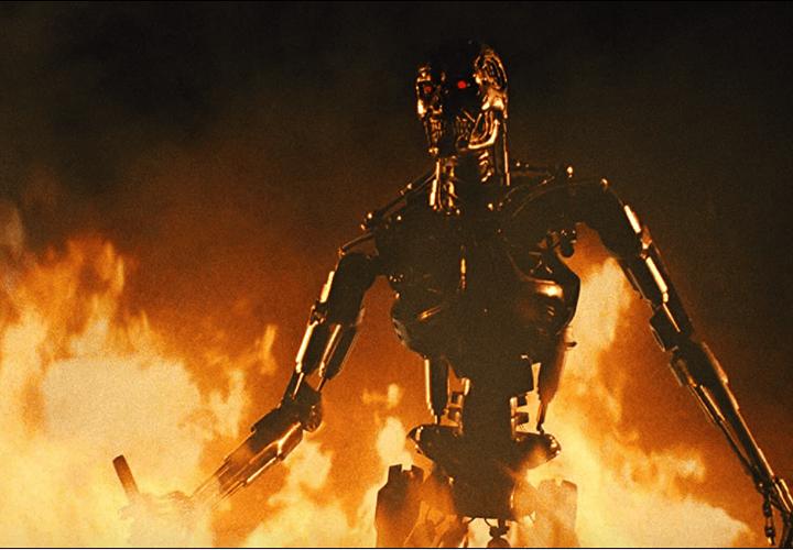 Terminator y la irrupción de las maquinas.