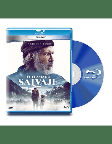 Blu Ray El Llamado Salvaje