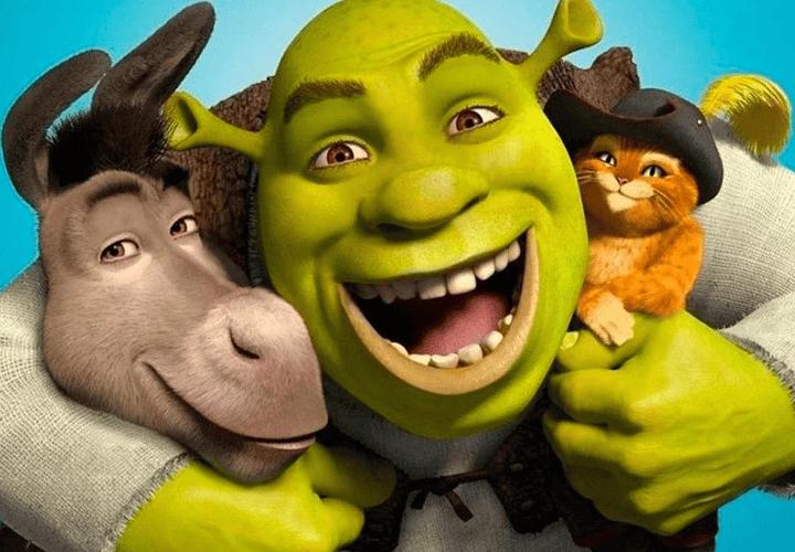 Shrek: El ogro verde que cambio la historia del cine.