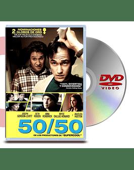 DVD 50/50