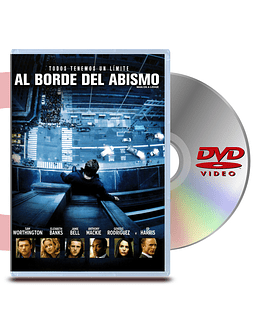 DVD Al borde del Abismo