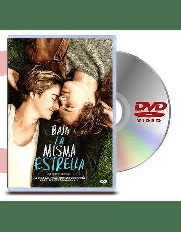 DVD Bajo la Misma Estrella