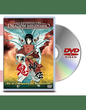 DVD La Leyenda del Dragón Milenario
